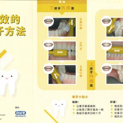 M. Effective Ways of Brushing Teeth P1