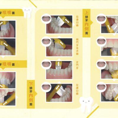 N. Effective Ways of Brushing Teeth P2