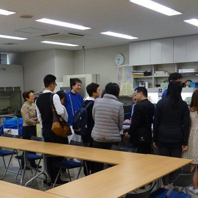 V. Japan Study Visit April 2017